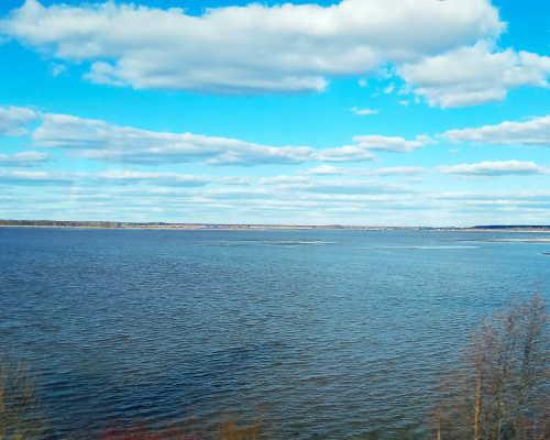 Московское море Иваньковское водохранилище