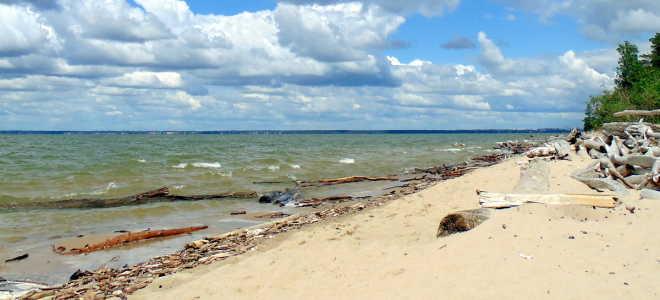 Обское море Новосибирское водохранилище