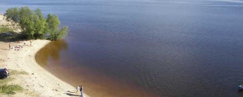 Горьковское море