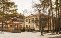 Дружба база отдыха Красноярский край