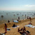 пляж Лаишево