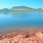 Красноярское море залив Сарагаш