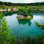 База отдыха Голубое озеро