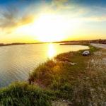 Белгородское море пляж