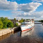 Пироговское водохранилище канал Москвы