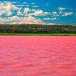 Малиновое озеро на Алтае