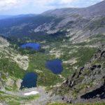 Каракольские озера фото