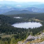 Озёра горного Алтая