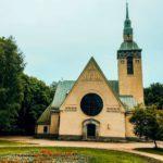 Лютеранская церковь в Зеленогорске