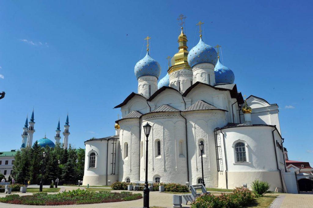 Благовещенский собор в Казани фото