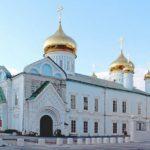 Богоявленский собор в Казани, фото
