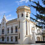 Вид дома Шамиля или музея Габдуллы Тукая в Казани