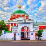 Изображение Казанского Богородицкого монастыря