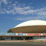 На фото Казанский государственный цирк