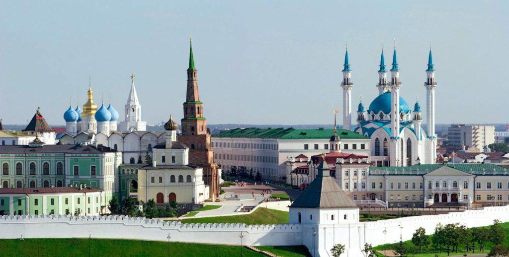 Казанский кремль на фото