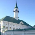 Изображение мечети Аль-Марджани в Казани