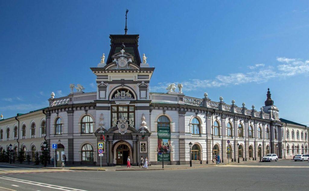 Изображение национального музея Республики Татарстан
