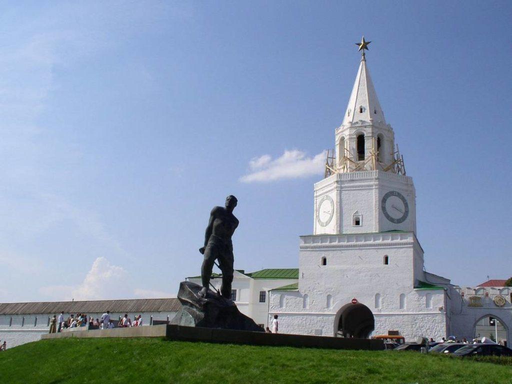 Памятник Мусе Джалилю фото