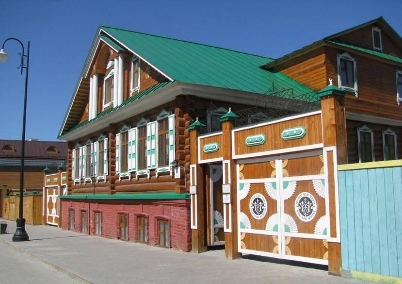 Казанский музей Чак Чака