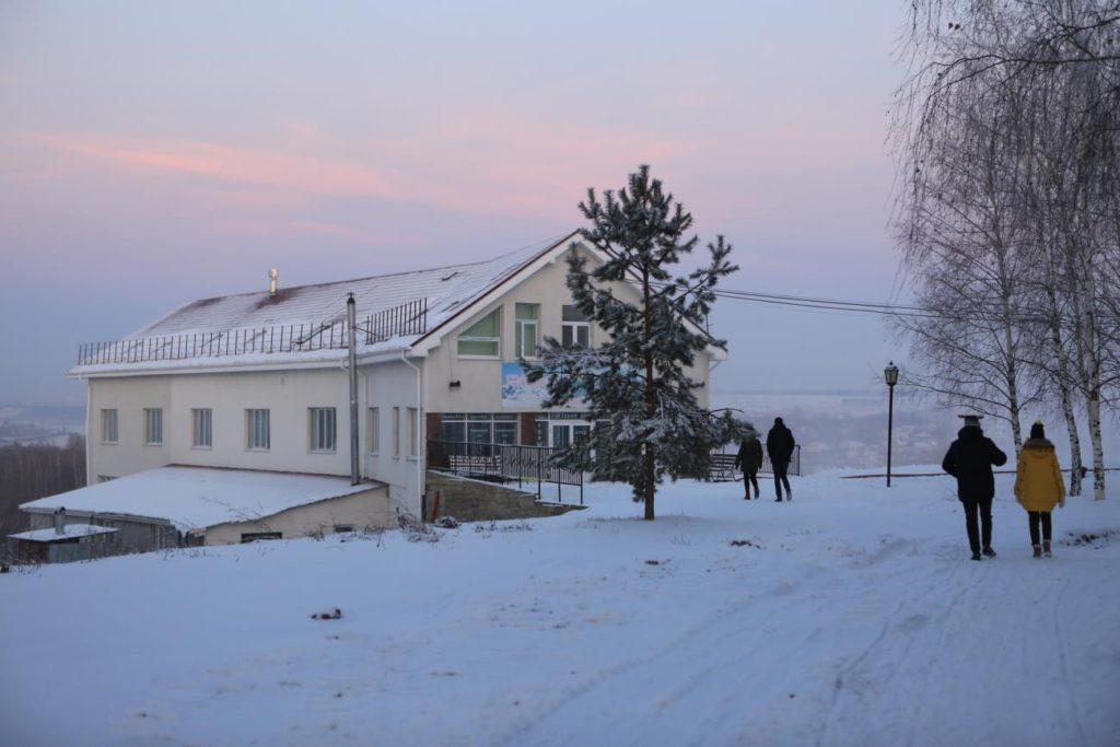 Новинки спортивная деревня фото